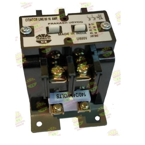 Contactor 2 Pole Puch